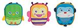 Munchkin Toddler Lunch Bag (Asst 3)