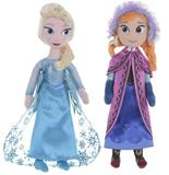 Frozen Elsa and Anna Ragdoll 10