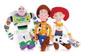 Toy Story 3 Woody, Buzz & Jess 8
