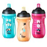 Tommee Tippee Explora Insulated Active Straw Cup 12m+