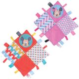 Mickey & Minnie Mouse Overlap Collection Comforter