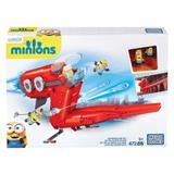 Mega Bloks Minion Movie Supervillain Jet