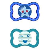 MAM Air Soother Blue 6m+