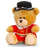 Keel Toys Pippin Beefeater Bear 14cm