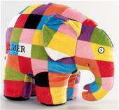 Rainbow Designs Elmer Large Soft Toy