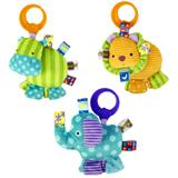 Taggies Developmental Characters Plush - Assorted