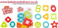 Bright Starts Chill & Teethe Teether Set