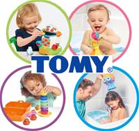4 NEW Toomies Toys by Tomy