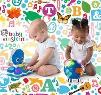 6 New Baby Einstein Toys