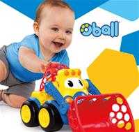 6 New Toys from Oball!