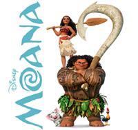 Disney Moana Movie Plush