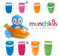 Miracle Cups Now Available by Block Colour Plus NEW Paddlin Penguin Toy