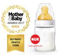 Multi-Award Winning NUK Range Extended