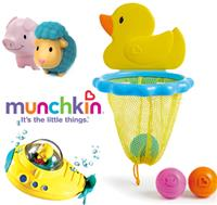 New Munchkin Bath Toys