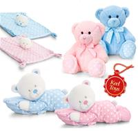 Pastel Bears and Comforter Additions
