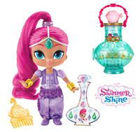 Teenie Genies Shimmer & Shine Collectors Toys