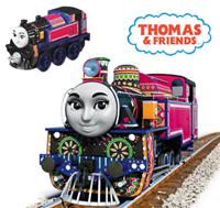 Thomas and Friends Ashima & Kevin Die Cast Engine Additions
