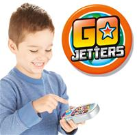 Toy Additions to Ceebies Go Jetters Range
