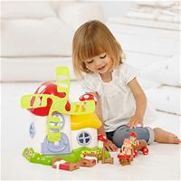 Welcome to Happy Land! New from ELC!