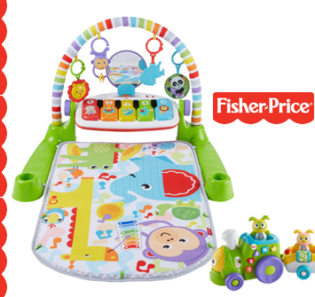 16 NEW Fisher-Price Arrivals