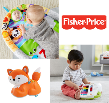 22 NEW Spring Fisher-Price Lines