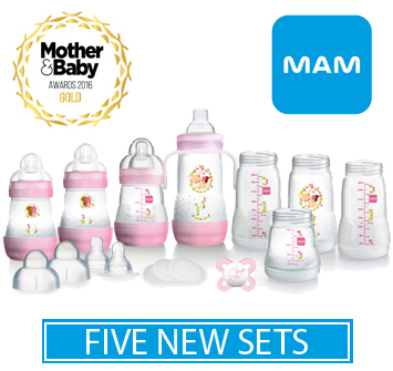 MAM NEW Sets & Increased Block Colour Purchase Options
