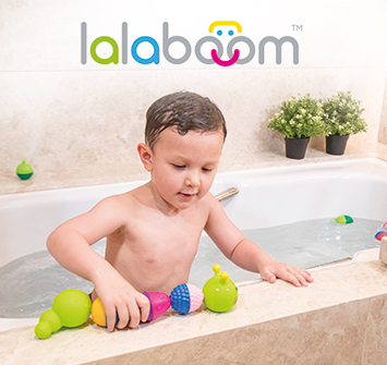 NEW BRAND: Lalaboom Toys Now In Stock!
