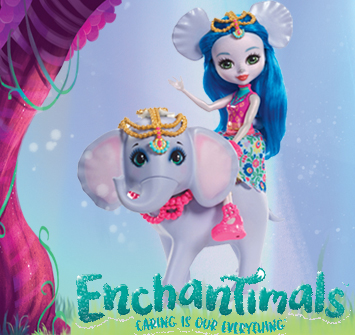 NEW Spring 2018 Enchantimals Additions