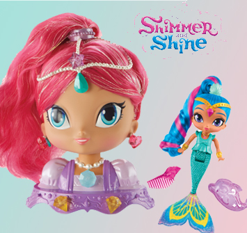 Shimmer and Shine New Arrivals!