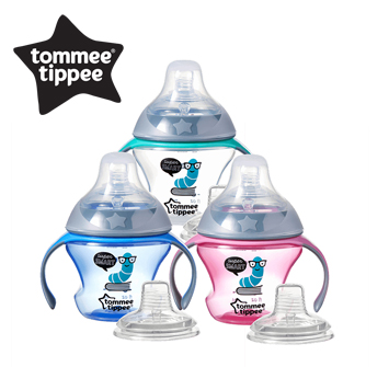 Transition from Breast or Bottle to Cup by Tommee Tippee