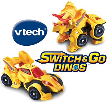Vtech NEW Switch & Go Range Plus New Activity Toys